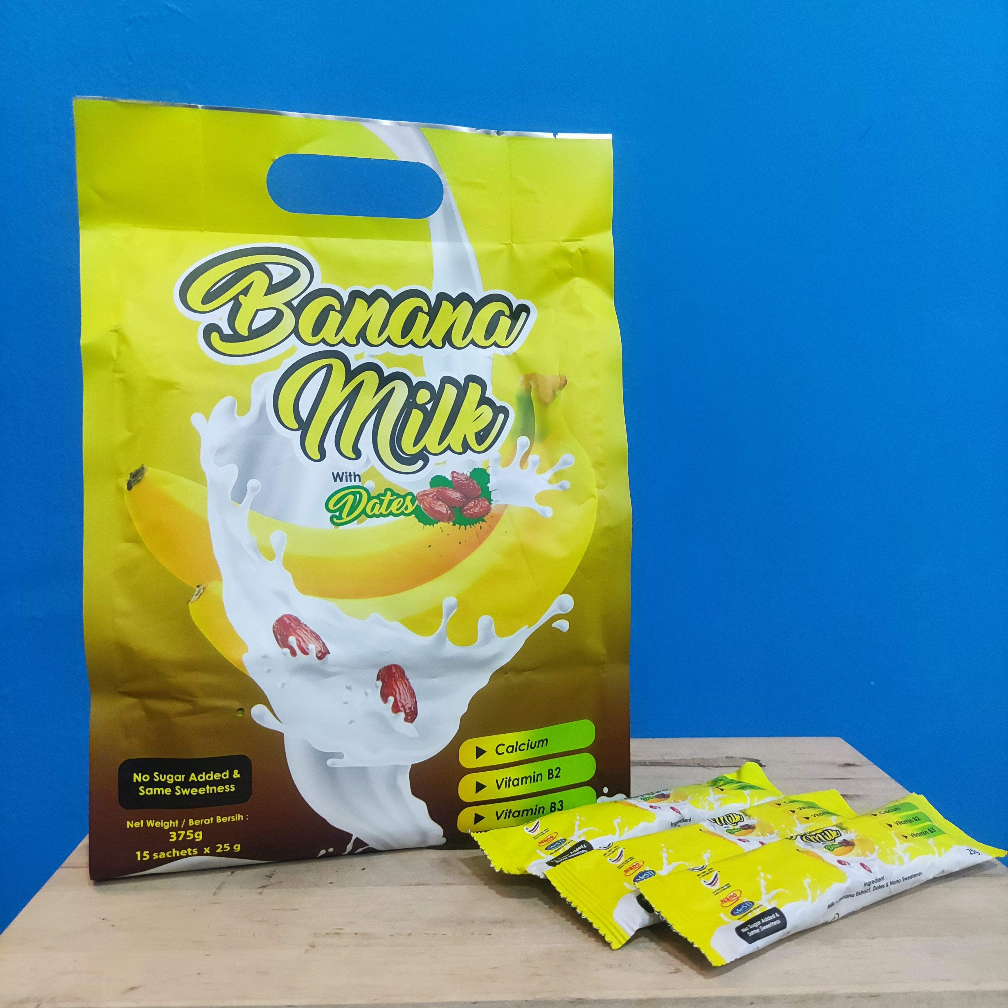 Banana Milk With Dates (PRE-ORDER)
