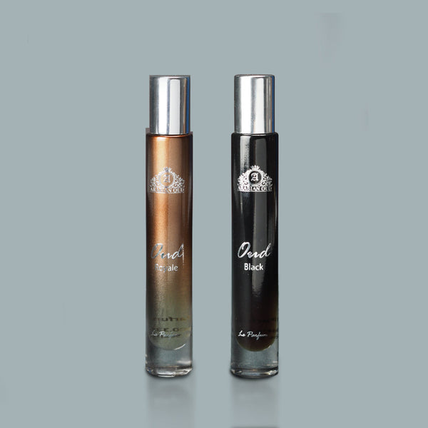 Oud Black 10ml + Oud Royale 10ml