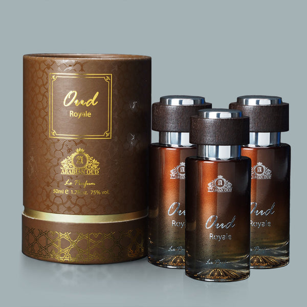 Oud Royale (x 3 bottles) Bundle