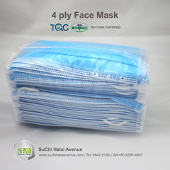 4-ply Face Mask