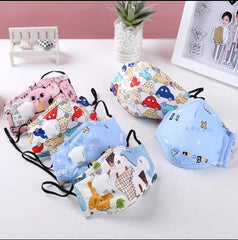 Kids Face Mask (2 pcs)