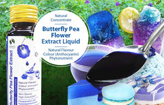 Butterfly Pea Flower Extract
