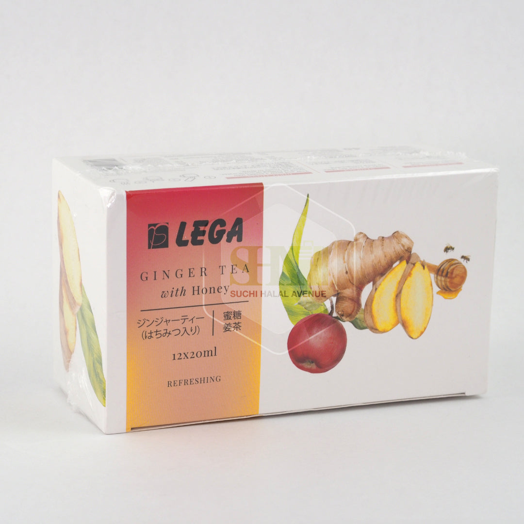 Lega Ginger Tea