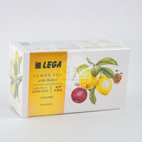 Lega Lemon Tea