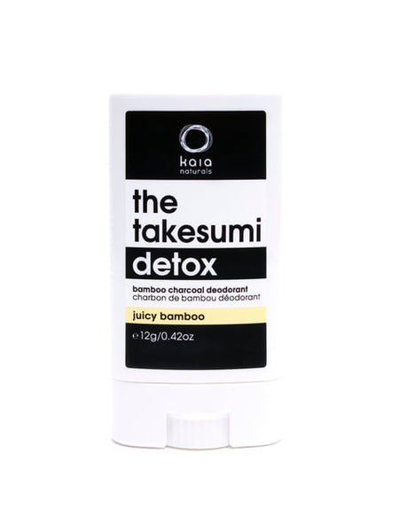 The Takesumi Detox Deodorant [Travel Size] - Juicy Bamboo