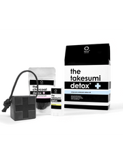 The Takesumi Charcoal Underarm Detox Kit