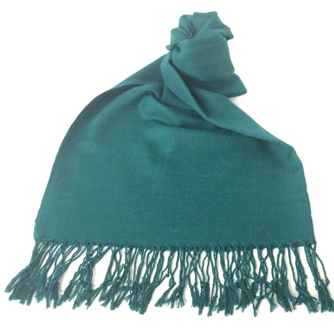 MPS Pashmina Dark Green - My Party Saver. Your Guest's Best Friend.™