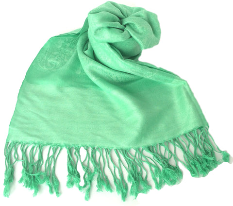 MPS Pashmina Mint Green - My Party Saver. Your Guest's Best Friend.™