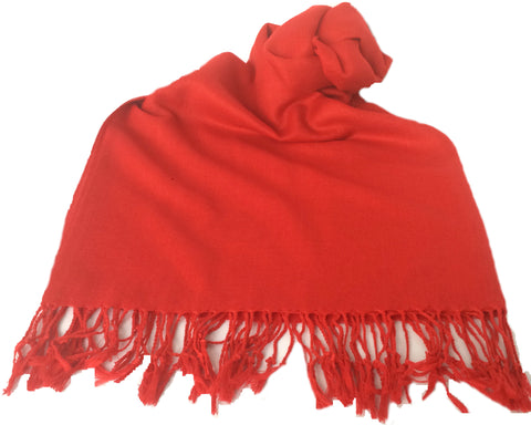 MPS Pashmina Red - My Party Saver. Your Guest's Best Friend.™