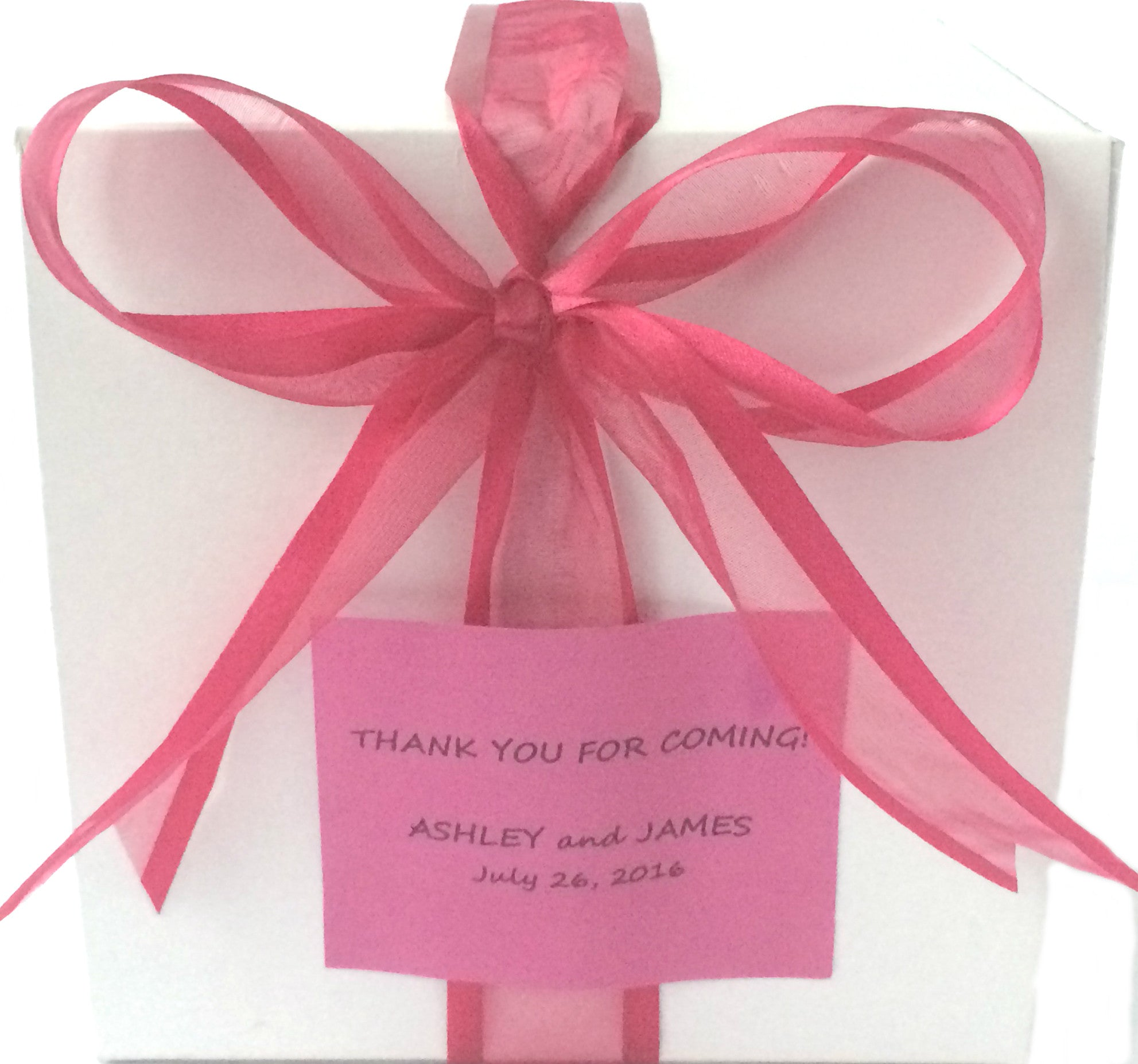 MPS Guilt-Free Beauty Welcome Box (White/Tuck Top) - My Party Saver ...