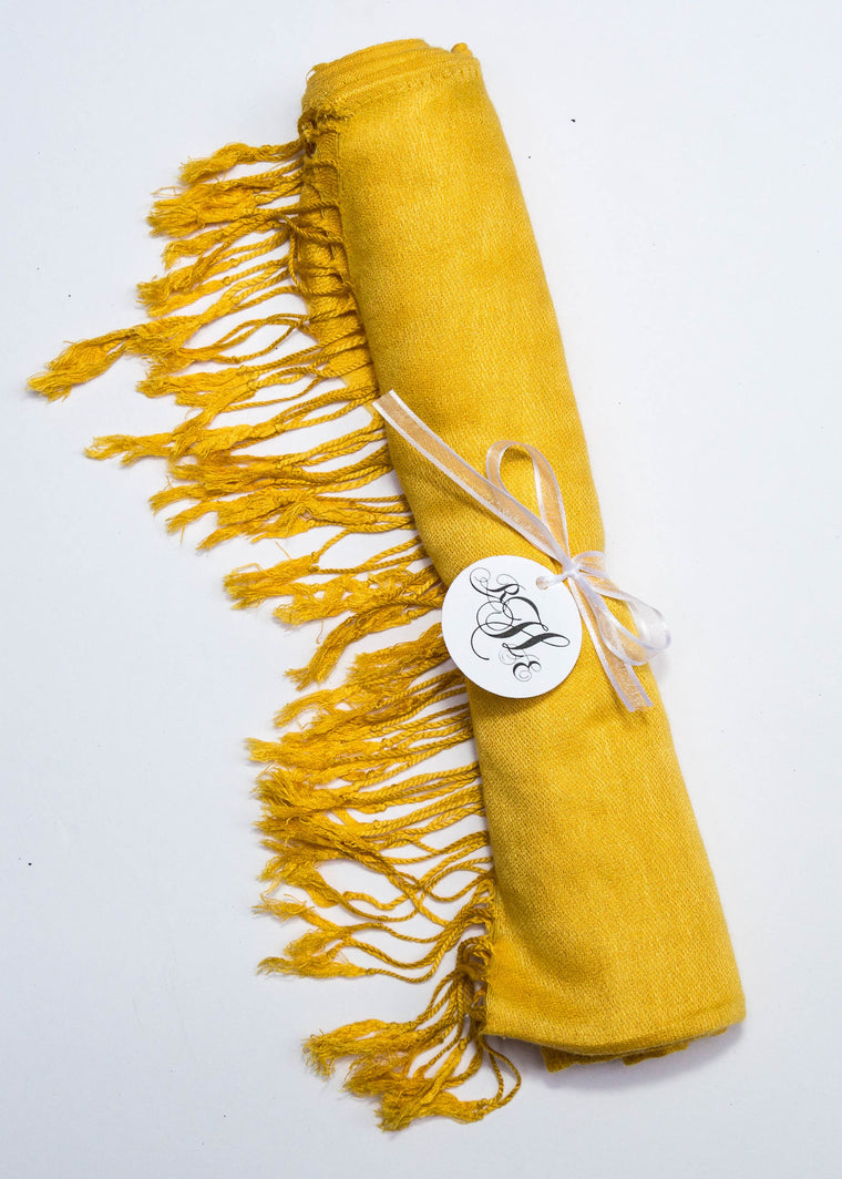 MPS Pashmina Gold - My Party Saver. Your Guest's Best Friend.™