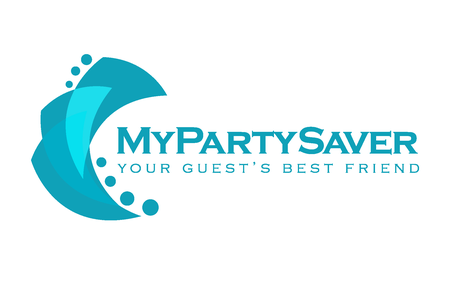 My Party Saver. Your Guest's Best Friend.™