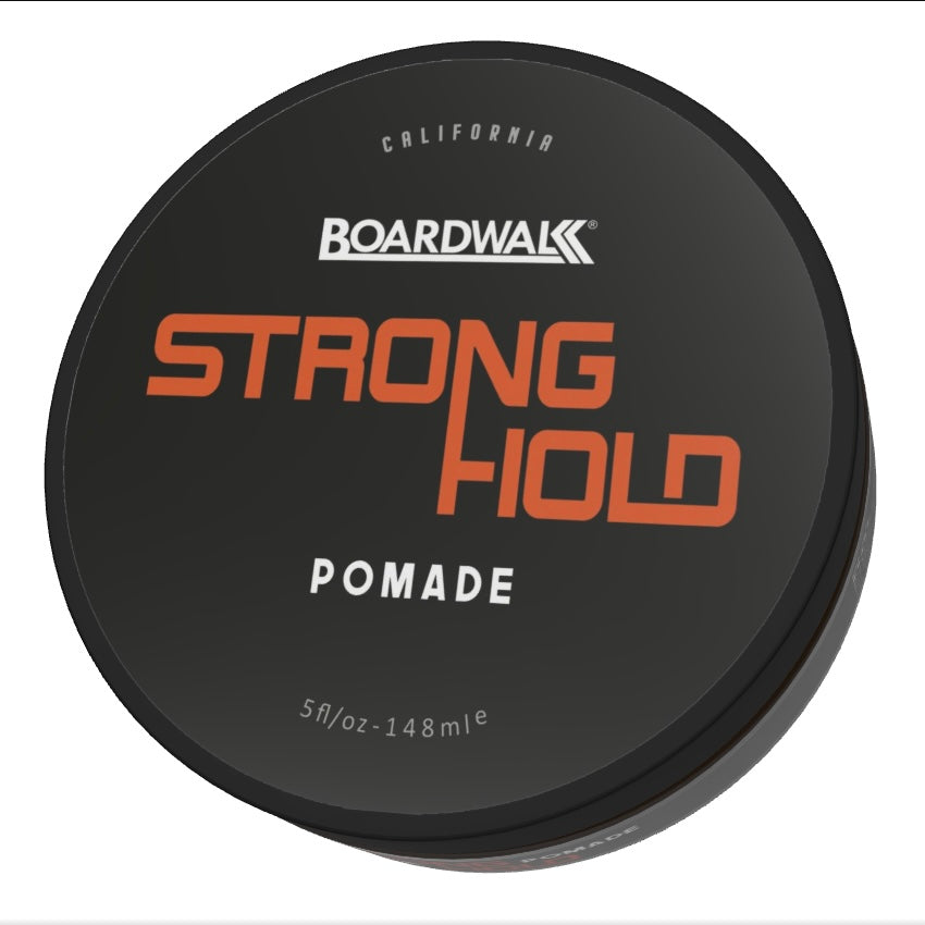 Strong-Hold Pomade
