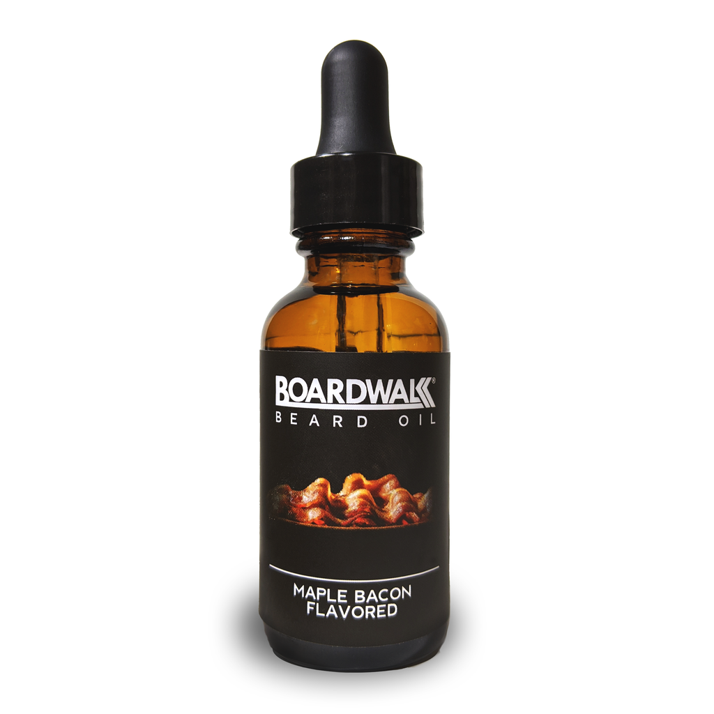 Beard Oil - Maple Bacon Flavored