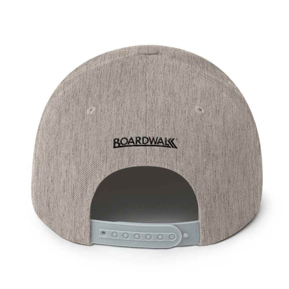 "Boardwalk ""Cali-Bars"" Snap-Back"