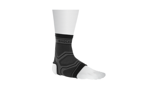Shock Doctor Compression Knit Ankle Sleeve - OCRFitStore