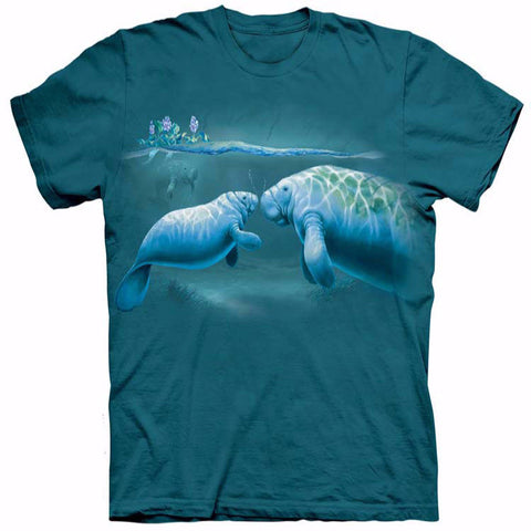 The Manatee Family Tee - LIMITED SUPPLY!