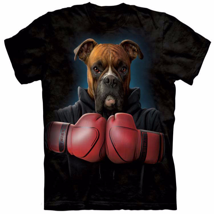 The Boxing Boxer T-Shirt