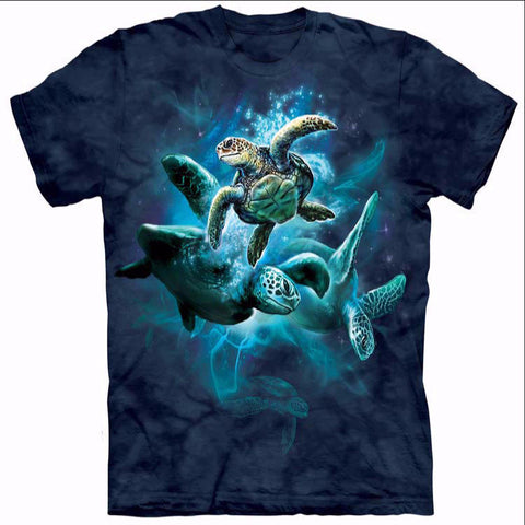 Deep Sea Turtles T-Shirt