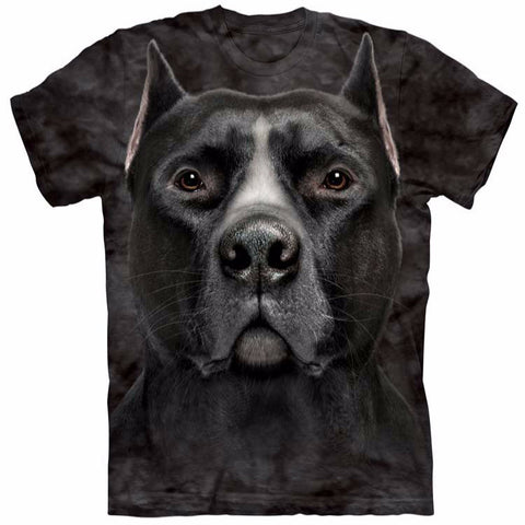 Unique Staring Pitbull T-Shirt