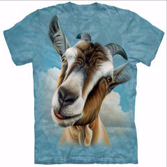 Goat Says HEY T-Shirt