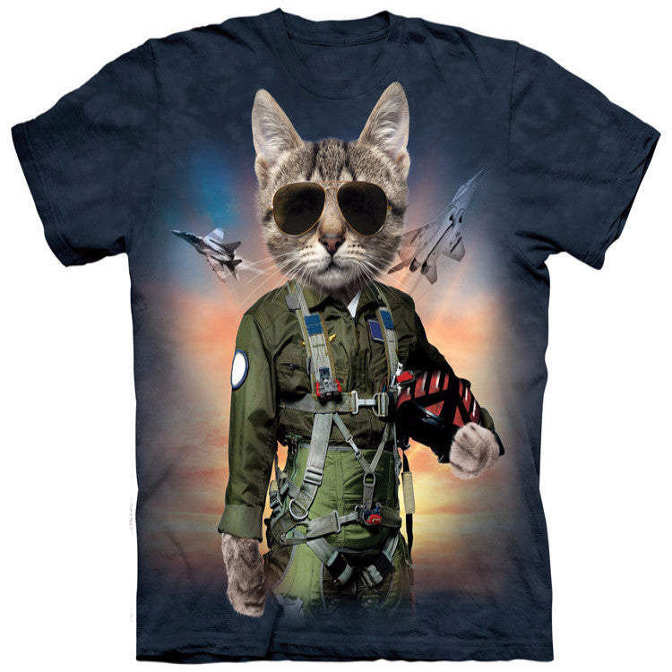 Air Force Cat