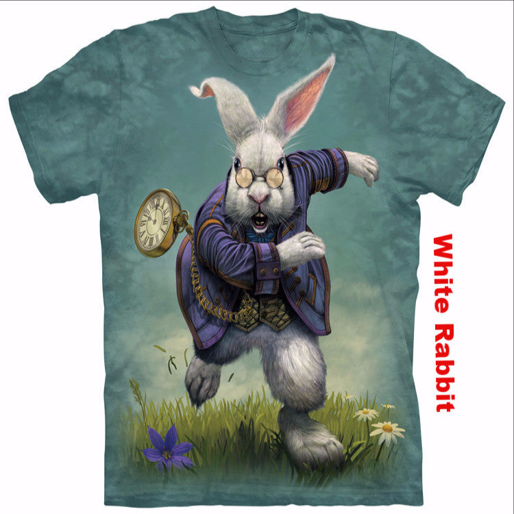 Living in Wonderland Collection T-Shirt