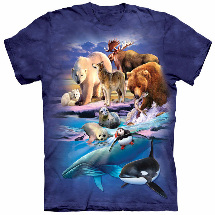 The Winter Animals Tee
