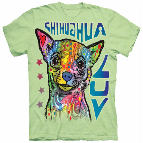 Colorful Chihuahua T-Shirt