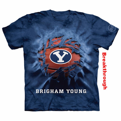 Officially Licensed Brigham Young University T-Shirt
