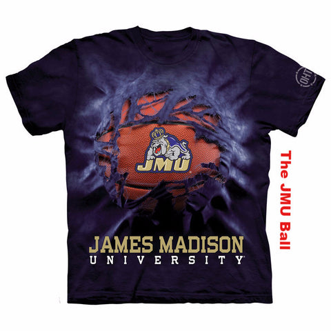 Officially Licensed James Madison University T-Shirt