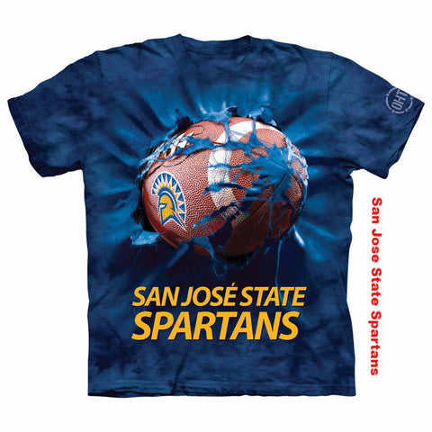 Officially Licensed San Jose State University T-Shirt