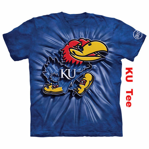 Officially Licensed University of Kansas T-Shirt