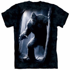 Searching for Big Foot T-shirt