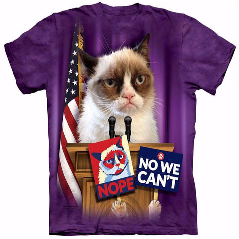 Grumpy Cat says NO T-Shirt