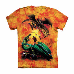 Dueling Dragons T-Shirt