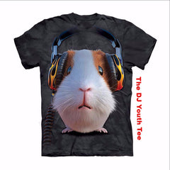 Guinea Pig in Stereo T-Shirt