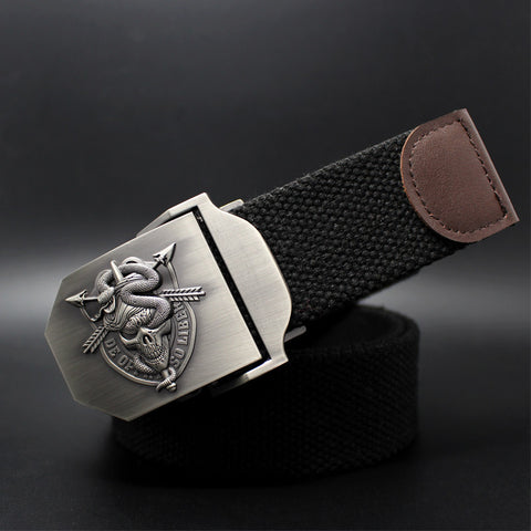 Special Forces Canvas Belt