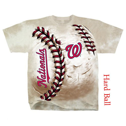 Washington Nationals Baseball Tshirts