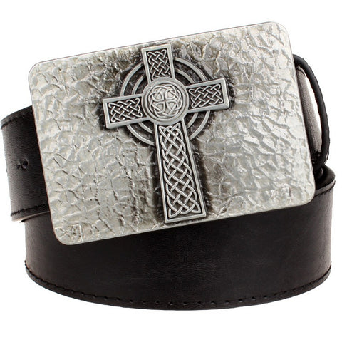 Celtic Knot Cross Belt