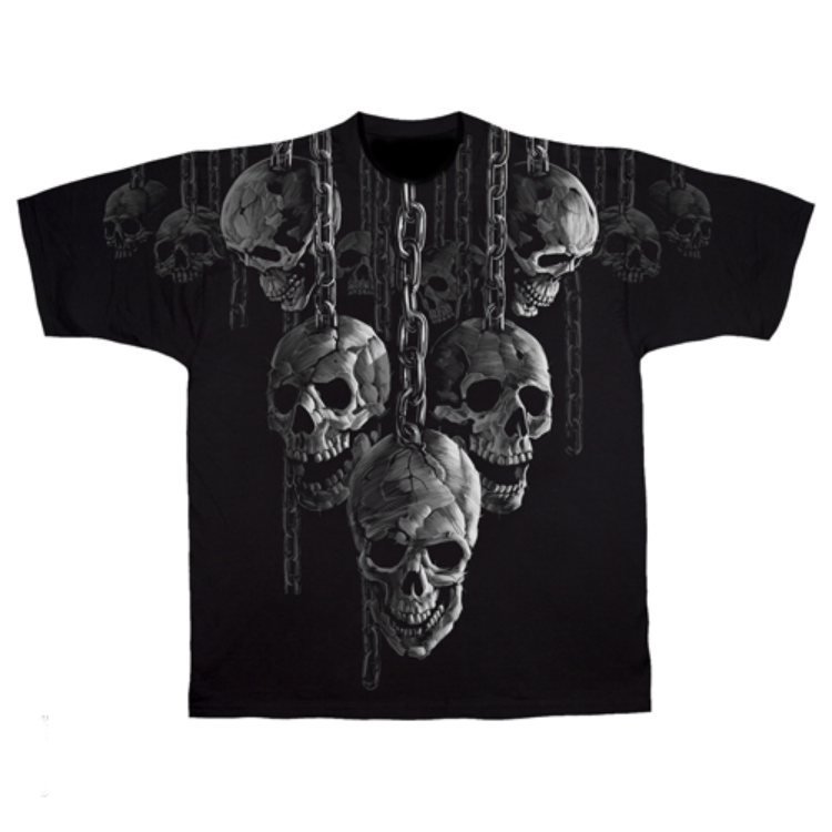 Chained Skulls T-Shirt