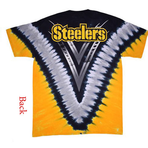 Pittsburgh Steelers Tie Dye