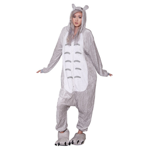 Bunny Onesie - Adult Soft Plush Pajama