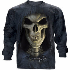 Awesome Skeleton Death T-shirt