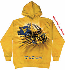 Officially Licensed West Virginia Mountaineers T-Shirt