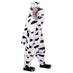 Cow Onesie - Adult Soft Plush Pajama