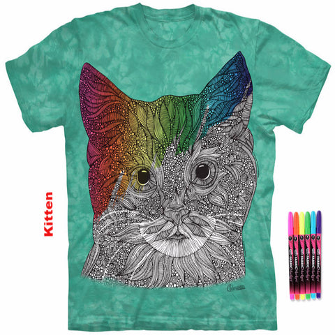 Color Me Furry Kitty Collection