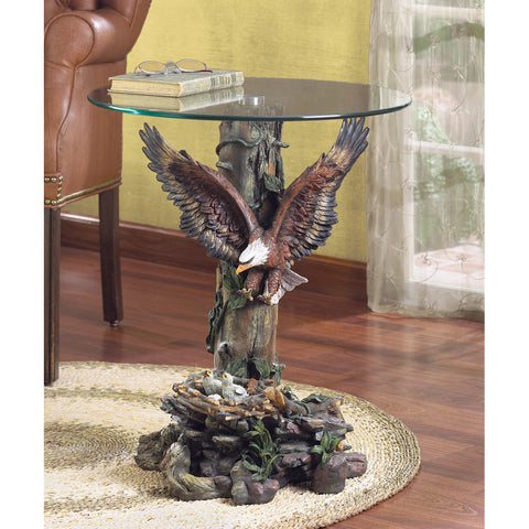 Eagle Accent Table