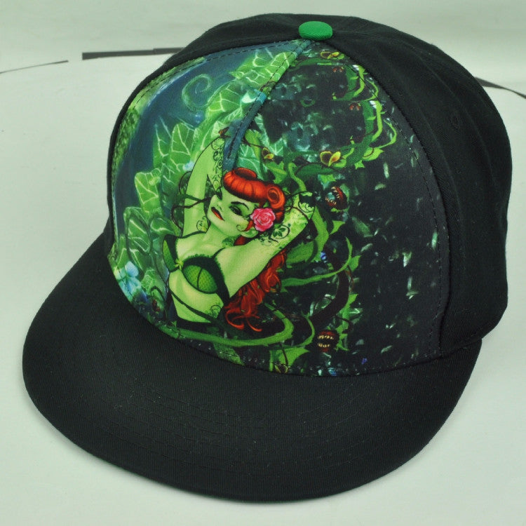 Poison Ivy on Point Hat