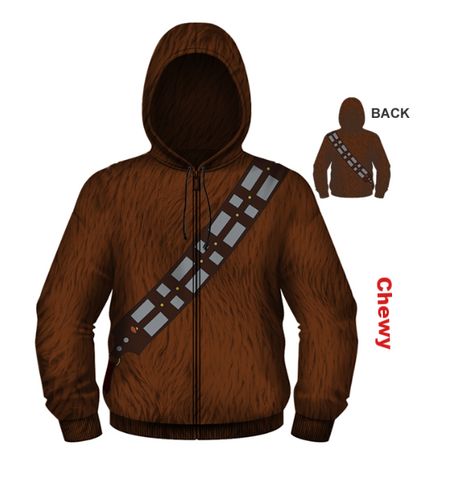 Star Wars Character Hoodie Collection